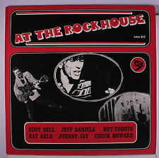 VARIOUS: At The Rockhouse, Vol. 7 LP (Germany) Rockabilly