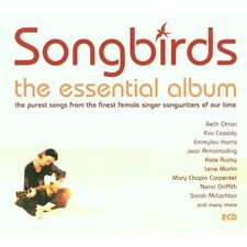 Songbirds Vol.1: the Essential Album Various Artists Audio CD