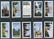 """REDDINGS TEA 1964 """"CATHEDRALS OF GREAT BRITAIN"""" TRADE CARDS - PICK YOUR CARD"""