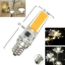 1/5/10x COB 2508 LEDs E12 7W 480lm Led light Dimmable bulb 110/220V White/Warm