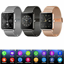 Bluetooth Wrist Smart Watch Phone For Android Samsung S8 S7 S6 Note 5 4 LG G3 G5