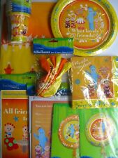 THE NIGHT GARDEN Birthday Party Range (Amscan O/Y) party Bag Fillers Balloons