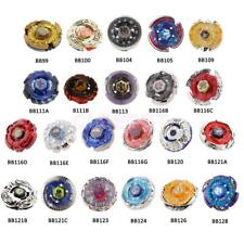 BB99~BB128 Beyblade 4D Battle Top Rapidity Metal Fusion Fight Master Kids Toys
