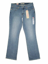 Levis Women's 415 Relaxed Bootcut Mid Rise Stretch Denim Jeans, Road Trip New