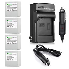 IA-BP85ST Battery + Charger For Samsung SC-MX20 SC-HMX10 SC-HMX20C VP-HMX10