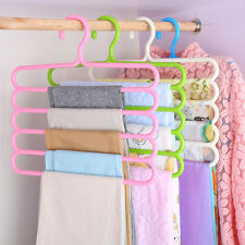 Tie Scarf Rack Hanger Holder Closet Belt Necktie Muffler Storage Home Organizer