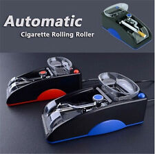 Pro Electric Tobacco Cigarette Rolling Roller Automatic Injector Maker Machine
