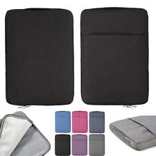 Laptop Bag Sleeve Pouch Case Skin For Macbook Air 11 13 Pro 13 15 Retina 13 15