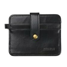 Men's Leather Bifold Wallet ID Credit Card Holder Coin Purse Clutch Bag Pockets