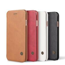 "5.5"" PU Leather Wallet Card Holder Flip Case Cover Skin for iPhone 7"