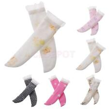Cute Lace Top Below Knee Socks for 12inch Blythe Doll Dress Up Accessories