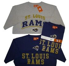 St. Louis Rams Vintage Logo Short Sleeve T-Shirt Combo Pack-Big & Tall Sizes-NWT