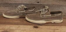 Mens Sperry Top-Sider Leather/Suede Boat Shoes Sz 8M