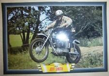 JEFF SMITH RACER RIDER BSA SCRAMBLES MOTOCROSS MOTORCYCLE RACE BIKE PICTURE