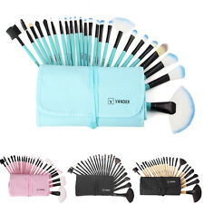 24Pcs Professional Makeup Brush Kit Set Cosmetic Make Up Beauty Brushes with bag