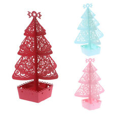3D Pop Up Bell Tree Greeting Card Christmas Birthday Anniversary Invitation New