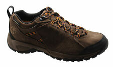 Timberland Tilton GTW Low Gore-Tex Mens Leather Boots Brown Suede 9741R D36
