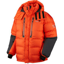 NEW Mountain Hardwear Absolute Zero Parka Jacket Men's ORANGE Size S