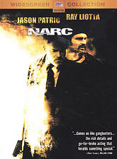 Narc Widescreen DVD FREE SHIPPING Mint HTF OOP
