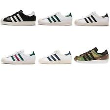 adidas Originals Superstar 80s Shell Toe Men Classic Shoes Sneakers Pick 1