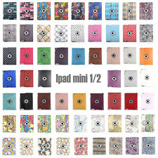 """For Apple 9.7""""iPad2/3/4 360 Rotating Folio Leather Ultra Smart Stand Case Cover"""