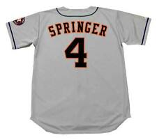 GEORGE SPRINGER Houston Astros Majestic Away Baseball Jersey