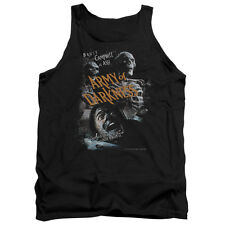 Mgm Army Of Darkness Covered Mens Tank Top Shirt Black