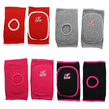 Girl Arm Sleeve Workout Support Protector Elastic Sports Elbow Brace Wrap Pair