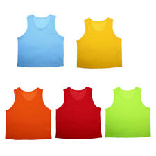 Sports Training Vest Team Soccer Bib for Adult Basketball Football Volleyball