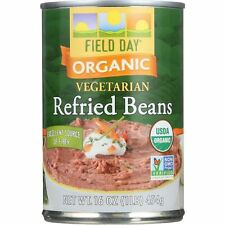 Field Day - Refried Vegetarian Pinto Beans ( 12 - 15 OZ): Refried Vegetarian Pin
