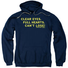 Friday Night Lights TV Series Clear Eyes Adult Pull-Over Hoodie