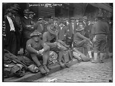 Photo of Soldiers on way to Dayton