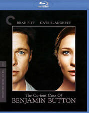 The Curious Case of Benjamin Button (Blu-ray) 2-Disc Criterion Collection + MINT
