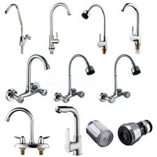 Kitchen Basin Sink Faucet Tap Mixer Spout Reverse Osmosis Drinking Water Filter