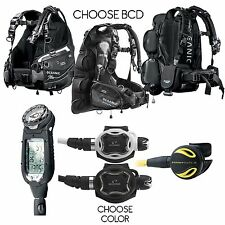 Oceanic Professional Scuba Diving Package Choice of Excursion, Hera or JetPack