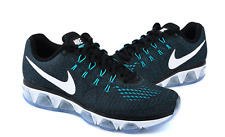 NIB MENS NIKE AIR MAX TAILWIND 8 RUNNING SHOE 805941 005 Black/Wht/Ocean Fog