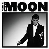 WILLY MOON Here's Willy Moon 2013 12-track CD NEW/UNPLAYED X Factor