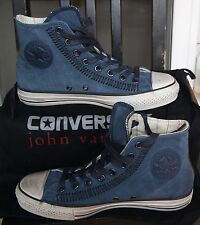 NEW  CONVERSE BY JOHN VARVATOS CT AS ARTISAN STITCH LIMITED ED. HI MEN'S 8 - 13