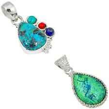 925 sterling silver shattuckite pendant jewelry by jewelexi 3167B