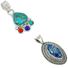 925 sterling silver shattuckite pendant jewelry by jewelexi 4103B