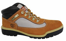 Timberland Field Hiker Nubuck Leather Brown Lace Up Mens Boots 13070 D33