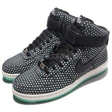 Wmns Nike AF1 Ultra Force Mid Air Force 1 Black Sail Polka Dots Women 654851-011