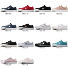 Converse One Star Suede / Leather Men Women Skateboarding Shoes Sneakers Pick 1
