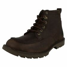 Mens Caterpillar Ankle Boots Jerome Label ~ K