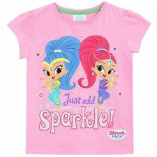 Shimmer and Shine T-Shirt | Girls Shimmer & Shine Top | Shimmer and Shine Shirt