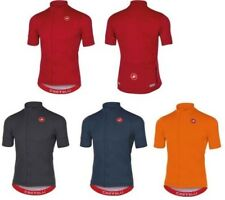 Castelli Imprevisto Nano Jersey Water resistant cycling Jersey 4516011, various