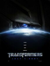 TRANSFORMERS great original D/S 27x40 movie poster 2007 (st01)