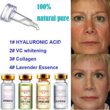 HYALURONIC ACID 100% Natural Pure Firming Collagen Strong Anti Wrinkle Serum C