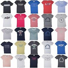 Nwt Abercrombie & Fitch By Hollister Womens Graphic Tee T Shirt Size XS S M L