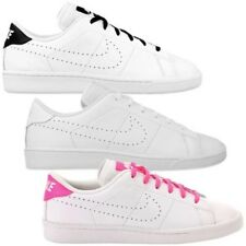 Nike Tennis Classic Leather Premium Leather Women Shoe White NEW court tradition